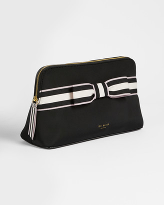 Ted Baker INDAHH Branded webbing neoprene wash bag