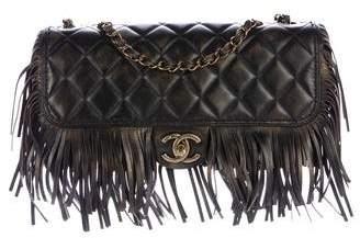 Chanel Paris-Dallas E/W Fringe Bag