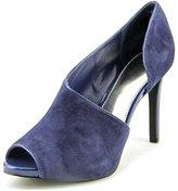 Alfani Lusee Women US 10 Blue Peep Toe Heels
