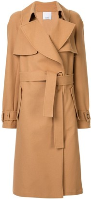 Acler Walsh mini trench coat