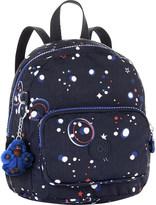 Kipling Munchin patterned nylon backpack