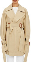 Calvin Klein Women's Kenneth Cotton-Blend Mackintosh