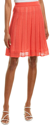 M Missoni Wool-Blend A-Line Skirt