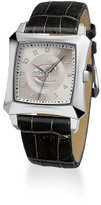 Just Cavalli Men's R7251106015 Blade Quartz Silver Dial Watch