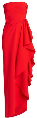 Chiara Boni Nyaveth Long Column Dress