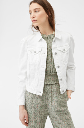 Rebecca Taylor La Vie Stretch Denim Jacket