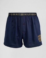 Tommy Hilfiger Organic Cotton Trunk With Contrast Waistband
