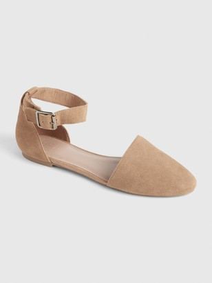 Gap Ankle Strap d';Orsay Flats