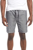 Tavik Men's 'Ellis' Drawstring Chambray Dobby Shorts