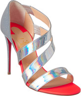 Christian Louboutin World Copine 100 Leather Sandal