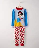 Hanna Andersson Disney Snow White And The Seven Dwarfs Long Johns In Organic Cotton