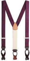 Brooks Brothers Foulard Suspenders