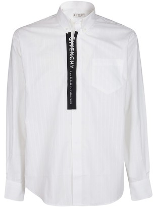 Givenchy Branded Tape Shirt