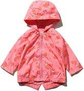 M&Co Strawberry print jacket