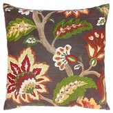 Threshold Decorative Pillow Red Floral
