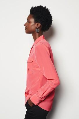 Karen Millen Safari Silk Shirt