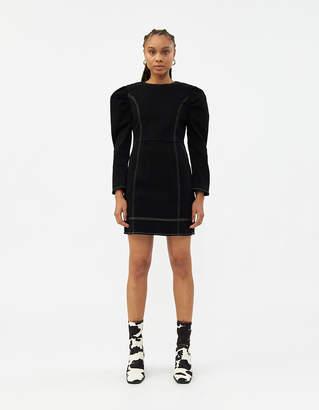 Stelen Eva Contrast Stitch Dress