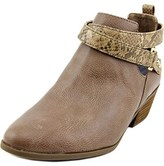 Dr. Scholl's Baxter Round Toe Synthetic Bootie.
