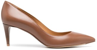 Ralph Lauren Collection Dinah point-toe pumps