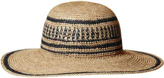 Ale By Alessandra 'Ale By Alessandra 'ale by alessandra Women's Makuna Raffia Floppy Hat