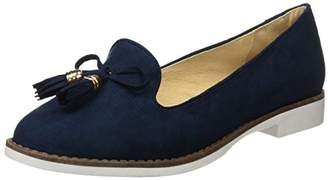 Refresh Women's 063574 Mary Janes, Blue Navy