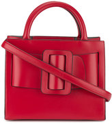 Boyy red bobby 23 leather tote bag