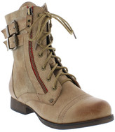 Liliana Yucca Lace-Up Bootie