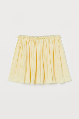 H&M Flared jersey skirt