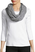 Lord & Taylor Pointelle Cashmere Scarf