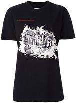 Off-White 'Burning Palace' T-shirt