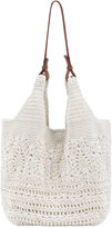 The Sak Mcclaren Crochet Tote with Pouch