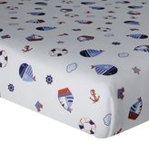 Lambs & Ivy Bedtime Originals Sail Away Sheet (Discontinued by Manufacturer) by Bedtime Originals