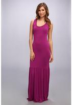 Gabriella Rocha Scoop Neck Ruffle Bottom Dress