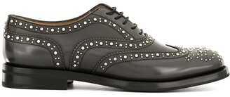 Church's Burwood Met Oxford studded brogues