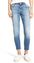Wit & Wisdom Women's Seamless Ankle Skimmer Jeans