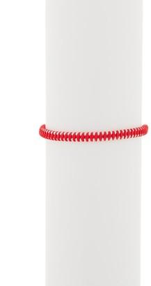Monica Vinader Rio Mini Friendship Bracelet - Coral