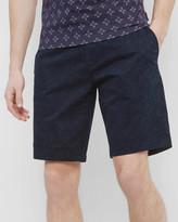 Floral Chino Shorts
