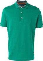 Missoni spread collar polo shirt