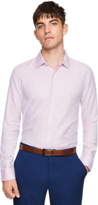 yd. Light Pink Aramac Slim Dress Shirt