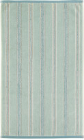 Sanderson Brecon Stripe Towel - Aqua - Hand Towel