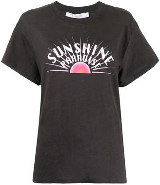 IRO Sunshine graphic-print T-Shirt