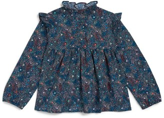 Bonton + Liberty Floral Blouse (4-12 Years)