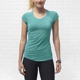 Nike Dri-FIT Touch Breeze Short-Sleeve Women's Running Shirt