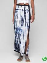 Athleta Tie Dye Marina Maxi Skirt