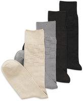 Perry Ellis Men's Socks, Triple S Men's Socks