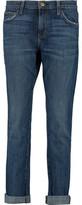 Current/Elliott The Rendezvous Low-Rise Boyfriend Jeans