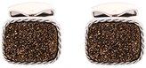 Tateossian druzy cufflinks