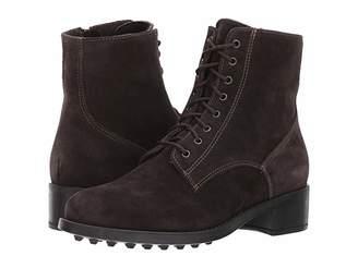La Canadienne Savanna (Espresso Suede) Women's Boots