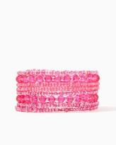 Charming charlie Mirva Beaded Coil Bracelet