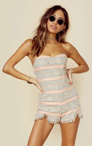 Lovers + Friends Lovers+friends rise and shine romper